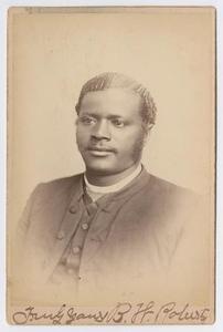 Rev. Benjamin W. Roberts Portrait