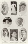 Rev. W. H. Carroll. ; Sudie B. McNiell. ; Mrs. W. H. Carroll. ; Lucretia C. Brown. ; Everett Richard. ; Malinda A. Hall. ; Solomon H. Buchanan. ; Samuel A. Folsom