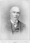James Steward. Taken when visiting his daughter, Mrs. Felts, in Wilmington, Delaware