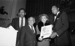 Vanessa Williams Honored by NAACP, Los Angeles, 1984