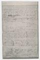 Louisiana slave letter