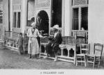A Fellaheen café