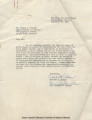 Thumbnail for Letter Supporting Superintendent Virgil Blossom