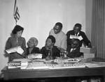Voter Registration, Los Angeles, 1969