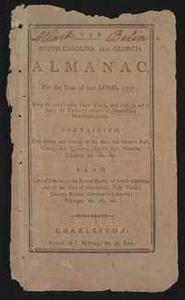 Sandy Island Plantation Journal, Volume 2, 1797
