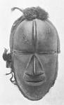 A devil-mask of Eastern Liberia