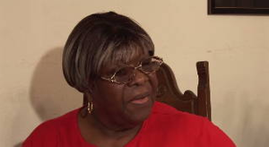 Interviews with Mary T. Roberson, Willie Moses Roberson, and Reverend Harold Baker, 2008 October