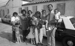 Charles Drew Child Development Center group portrait, Los Angeles, 1989
