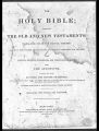 Benjamin Ivey Family Bible Records