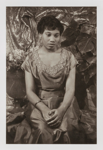 """Thumbnail for Leontyne Price, from the unrealized portfolio """"Noble Black Women: The Harlem Renaissance and After"""""""