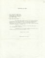 Florence Price Letter to Wallace Magill, September 3, 1942, regarding Marian Anderson's Performance of a Work by Price