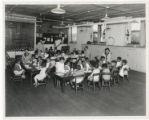 Butler County Emergency School feeding program Photograph