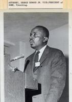 Attorney, George Howard Jr.