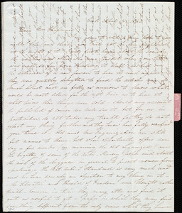 Letter from Isabel Jennings, Cork, [Ireland], to Maria Weston Chapman, April 12, 1843