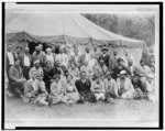 """NAACP photographs of conferences held at the estate of Joel Spingarn, (""""Troutbeck""""), in Amenia, New York, during August 1916 and August 1933"""