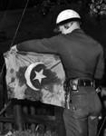 Black Muslim flag