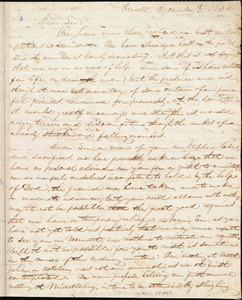 Letter from Orson S. Murray, Orwell, [Vt.], to William Lloyd Garrison, December 3. 1834