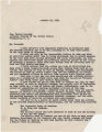 """Letter from Edwin Strickland, """"a disgusted American,"""" to Attorney General Robert Kennedy."""