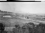 """Birdseye View"" Mills of Fruit Growers and Lassen LBR & Box Co. Susanville, California"