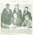 African-Americans-Negro History Month is proclaimed by Mayor Leland Larrison (picture only)
