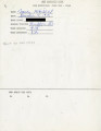 Citywide Coordinating Council daily monitoring report for Brighton High School by Nancy Mitchell, 1975 December 4