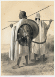 Abyssinian Costumes, etc