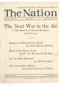 The Nation vol. CXVI, no. 3018