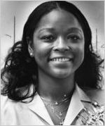 Atlanta Police Chief Beverly Harvard, 1982
