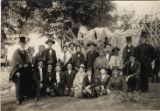 Centennial pageant participants 1916
