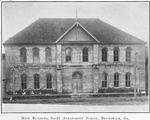 Main building; Saint Athanasius' School, Brunswick, Ga