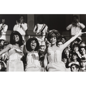 Diana Ross (with Mary Wilson and Florence Ballard)