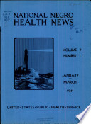 National Negro health news