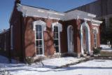 Fisk University: Harris music building