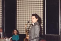 Jazz Musician Gregg Gelb