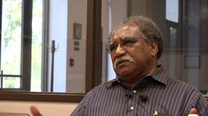 Oral History Interview with Eddie Burrell, July 28, 2016