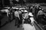 Thumbnail for Police officers arresting young civil rights demonstrators during the Children's Crusade in Birmingham, Alabama.