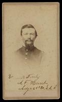 A. F. Hunt, Adjt., 65th U.S.C.I.