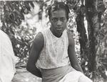 Cotton hoer near Clarksdale, Miss., June 1937