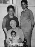 Mrs. Robbie Chester with mother daughter and granddaughter