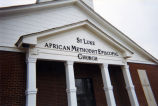 St. Luke African Methodist Episcopal Church, 2001 March