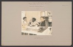 Social Settlements: United States. Virginia. Hampton. Locust Street Settlement: Agencies Promoting Assimilation of the Negro. Training Negroe Girls in Domestic Science. Locust Street Settlement: A Cup of Tea. The Quilting Club.