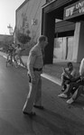 Two Teenagers and Cops, Los Angeles, 1979