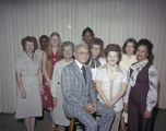 Employees at the Mt. Meigs Branch of Union Bank and Trust Company in Montgomery, Alabama.