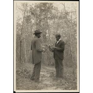 George Washington Carver and Student