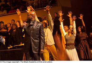 Black Music and the Civil Rights Movement Concert Photograph UNTA_AR0797-138-008-1281