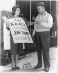 NAACP photographs of membership activities at the national, state, and local levels