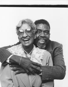 Alvin Ailey & Lula Cooper