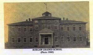 School -Burgaw Graded School; Burgaw; NC