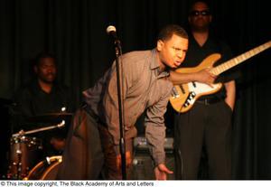 [Poets 'n Jazz Photograph UNTA_AR0797-170-015-0252] Poets 'n Jazz Poets 'n Jazz Number 3]