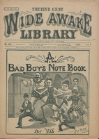 A bad boy's note-book
